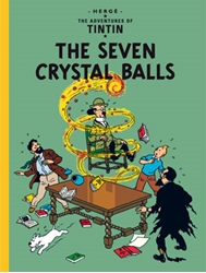 Picture of Adventures of Tintin Seven Crystal Balls SC
