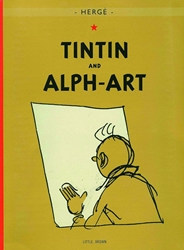 Picture of Adventures of Tintin and Alph-Art SC