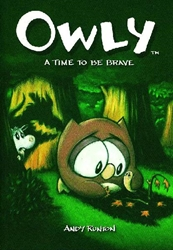 Picture of Owly Vol 04 SC Time To Be Brave