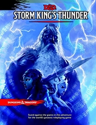Picture of Dungeons and Dragons RPG Storm King's Thunder HC