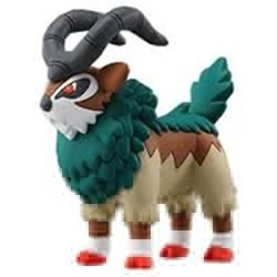 Picture of Pokemon Gogoat Moncolle Monster Collection Figure