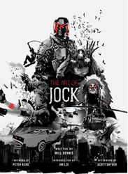 Picture of Art of Jock HC