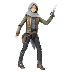 "Picture of Star Wars Rogue One Jyn Erso #22 6"" Black Series Action Figure"