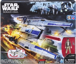 Picture of Star Wars Rogue One Rebel U-Wing Fighter Vehicle
