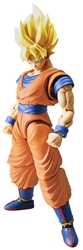 Picture of Dragon Ball Z Goku Super Saiyan Figure-rise Model Kit