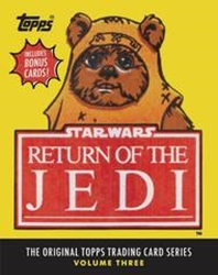 Picture of Star Wars Return of the Jedi Topps Trading Cards Vol 3 HC