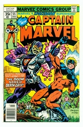 Picture of Captain Marvel #55