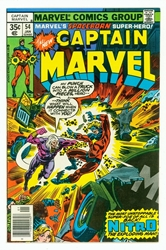 Picture of Captain Marvel #54