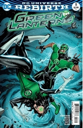 Picture of Green Lanterns #11 Lupacchino Cover
