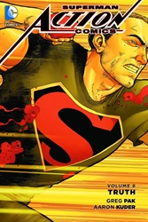 Picture of Action Comics (2011) Vol 08 SC Truth
