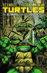 Picture of Teenage Mutant Ninja Turtles Ultimate Comic Art Poster Book SC