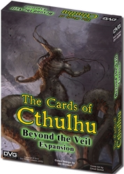 Picture of Cards of Cthulhu Beyond the Veil Expainsion Card Game
