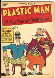Picture of Plastic Man The Gay Nineties Nightmare