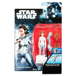 "Picture of Star Wars Rogue One Princess Leia Organa Wave 02 3 3/4"" Figure"