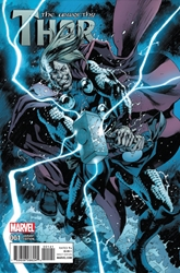 Picture of Unworthy Thor #1 Hitch Variant Cover