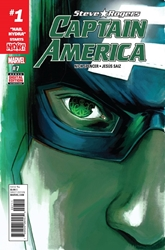 Picture of Captain America Steve Rogers #7