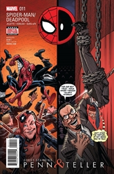Picture of Spider-Man/Deadpool #11