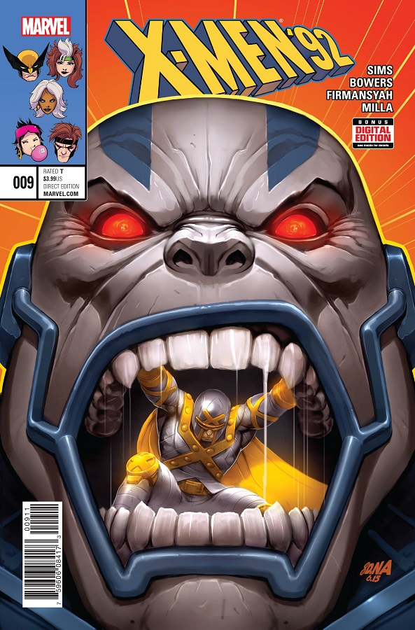 X-Men /'92 #5 NM 2016 Stock Image