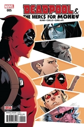 Picture of Deadpool and the Mercs for Money (2016) #5