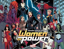 Picture of Women of Power Standee Punch Out Book SC