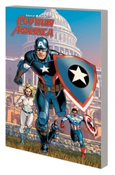 Picture of Captain America Steve Rogers Vol 01 SC Hail Hydra