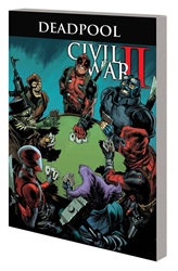 Picture of Deadpool World's Greatest Vol 05 SC Civil War II