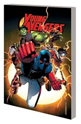 Picture of Young Avengers by Heinberg and Cheung Complete Collection TP