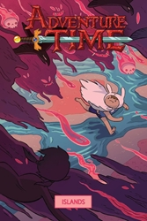 Picture of Adventure Time Islands GN