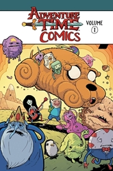 Picture of Adventure Time Comics Vol 01 SC