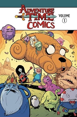 adventuretimecomicstpvol0