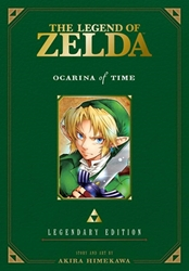 Picture of Legend of Zelda Legendary Vol 01 SC Ocarina of Time