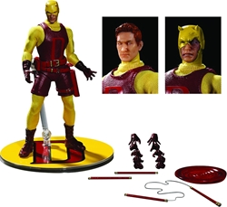 Picture of Daredevil Yellow One:12 Collective Action Figure