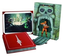 Picture of Art of He-Man and the Masters of the Universe HC