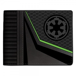 Picture of Star Wars Rogue One Empire Logo Bi-Fold Wallet