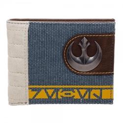 Picture of Star Wars Rogue One Rebel Logo Bi-Fold Wallet