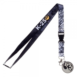 Picture of Star Wars Rogue One K-2S Lanyard with Charm