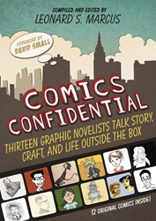 Picture of Comics Confidential 13 Graphic Novelists Talk HC