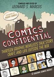 Picture of Comics Confidential 13 Graphic Novelists Talk HC