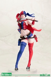Picture of DC Comics New 52 Harley Quinn Bishouojo Statue
