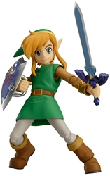 Picture of Legend of Zelda Link Link Between Worlds Ver. Figma Action Figure