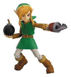 Picture of Legend of Zelda Link Link Between Worlds Ver. DX Edition Figma Action Figure