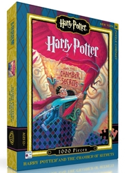 Picture of Harry Potter Chamber of Secrets 1000 Piece Puzzle