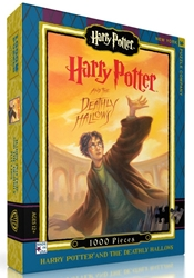 Picture of Harry Potter Deathly Hallows 1000 Piece Puzzle