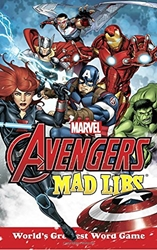 Picture of Avengers Mad Libs