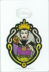 Picture of Disney Villains Snow White Evil Queen Patch