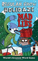 Picture of Regular Show Holidaze Mad Libs
