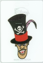 Picture of Disney Villains Princess and the Frog Dr. Facilier Patch