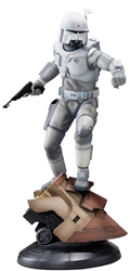 Picture of Star Wars Boba Fett Ralph McQuarrie Statue