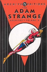 Picture of Adam Strange Archives HC VOL 02