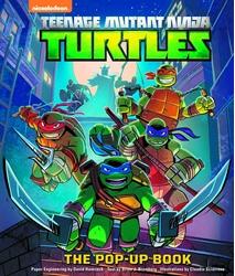 Picture of Teenage Mutant Ninja Turtles Pop-Up Book
